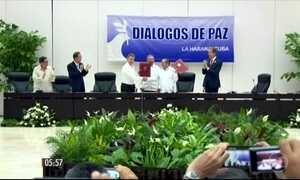 Começa a valer o cessar-fogo entre as Farc e governo colombiano