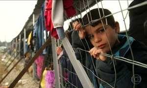 Crianças refugiadas chegam a 50 milhões no mundo, diz Unicef