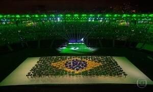 Festa de abertura da Paralimpíada emociona Maracanã