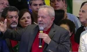 Lula reage a denúncias e desafia MPF a provar que é corrupto
