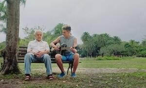 Música de Edu Gueda homenageia avô que sofria de Alzheimer; veja clipe