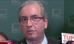 Cunha agora é réu no Paraná e Gim Argello é condenado a 19 anos