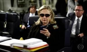 Hillary tenta conquistar votos em estados que são redutos republicanos