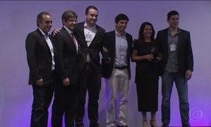 Estúdio Olímpico da Rede Globo ganha prêmio de arquitetura