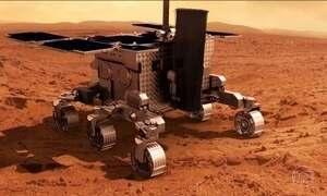 Agências espaciais estão na expectativa de pouso da sonda Schiaparelli