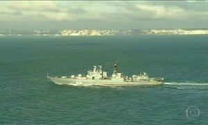 Navios de guerra russos vão reforçar ataques a Aleppo, na Síria