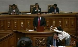 Assembleia Nacional da Venezuela aprova processo contra Maduro