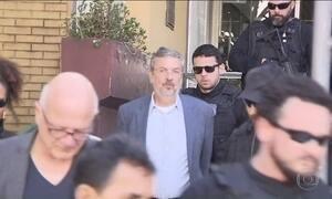 Palocci vira réu na Lava Jato por corrupção e lavagem de dinheiro