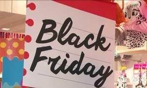 Dobra o número de produtos com descontos na Black Friday do Brasil