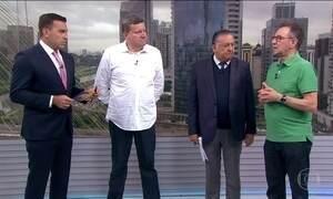 Diretor da Chapecoense chora: 'O sonho acabou nessa madrugada'