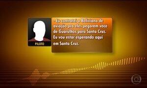 Ouça áudio do piloto do avião da Chapecoense antes da viagem