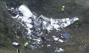 Especialistas em segurança de voo falam sobre o acidente na Colômbia