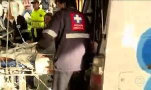 Lateral Alan Ruschel corre o risco de ficar paraplégico