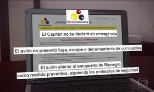 VivaColombia nega emergência em voo que teve prioridade para pousar
