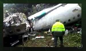 Especialistas analisam como seis sobreviveram a acidente grave
