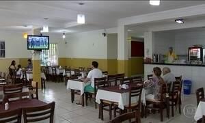De Norte a Sul, brasileiros assistiram homenagens à Chapecoense