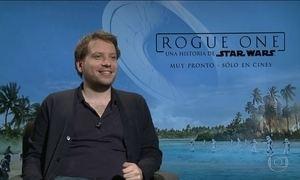 Diretor busca no ano de 1977 estilo de 'Rogue One, Uma História Star Wars'