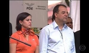 Mulher do ex-governador do Rio Sérgio Cabral passa noite na prisão