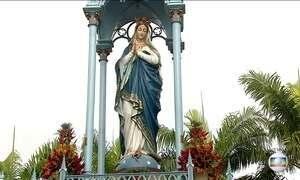 Maior festa religiosa do Recife celebra Nossa Senhora da Conceição