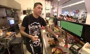 Chef boliviano investe em modelo de negócio enxuto para abrir restaurante