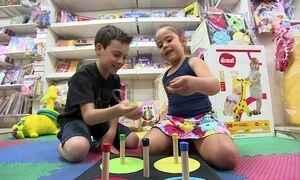 Empresários apostam na venda de brinquedos educativos
