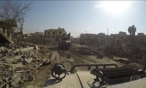 No Iraque, acompanhe de perto a retomada da cidade de Mossul