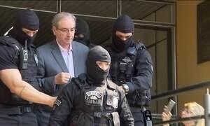 Eduardo Cunha será transferido para presídio em Curitiba
