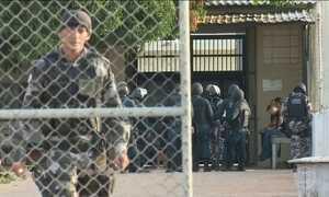 Mais de 30 detentos são mortos em presídio