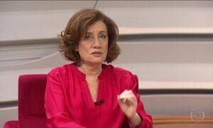 Miriam Leitão comenta expectativa para divulgação da inflação de 2016