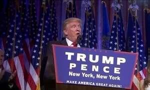 Russos têm relatório devastador contra Trump, diz imprensa dos EUA