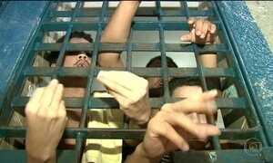 ONG ressalta condição precária do sistema prisional no Brasil
