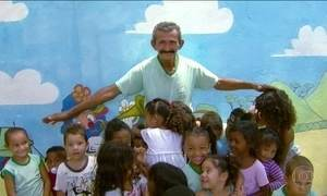 Em Pernambuco, catador de lixo dá exemplo de solidariedade