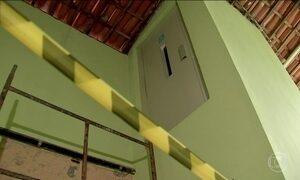 Elevador em escola de Fortaleza custa R$ 50 mil e leva a lugar nenhum