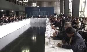 Crise nas cadeias leva secretários de Segurança a se reunirem em Brasília