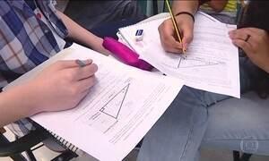 Estudo revela queda no desempenho em matemática no ensino médio