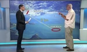 Especialista em acidentes aéreos analisa queda de aeronave em Paraty