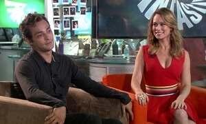 Eduardo Sterblitch e Mariana Ximenes voltam a se divertir em 'Os Penetras 2'
