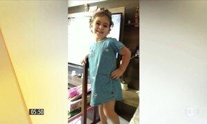 Menina de dois anos morre após ser atingida por bala perdida no RJ