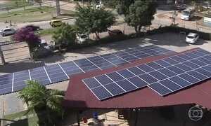 Aumenta o número de consumidores que produzem a própria energia