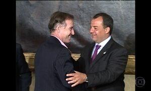 Sérgio Cabral e Eike Batista se tornam réus