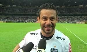 Gols do Fantástico: Fred brilha e marca 3 em goleada do Galo