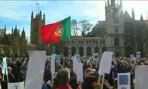 No Reino Unido, estrangeiros lembram a importância dos imigrantes