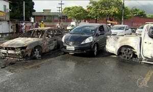Criminosos usam armamento pesado em ataque a empresa no Recife