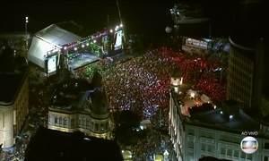 Carnaval do Recife é aberto com cerimônia no Marco Zero