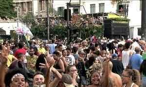 Em São Paulo, 391 blocos de rua não vão deixar os foliões parados