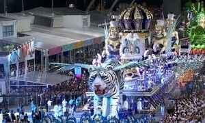 Sambódromo de São Paulo tem duas noites de magia do samba