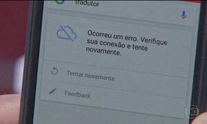 Brasil tem um terço da população desconectada