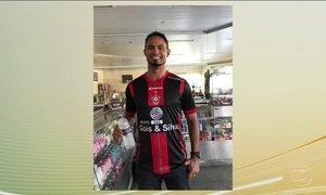 Boa Esporte Clube apresenta o goleiro Bruno nesta segunda (13)