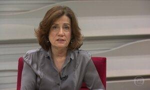 Miriam Leitão comenta pedidos de investigação contra políticos no STF