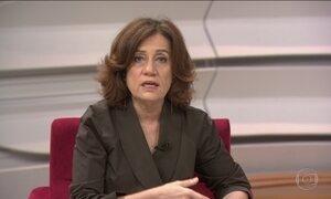 Miriam Leitão comenta leilão de aeroportos brasileiros